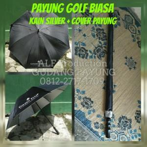 Payung Golf Biasa